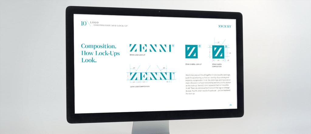 Zenni Branding Presentation
